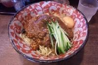 「<限定>とある伊丹の炸醤麺」@麺屋 巧の写真