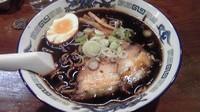 「醤油ラーメン700円」@めん蔵の写真