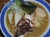 「特製お魚とんこつらぁめん 950円」@景勝軒 西片貝店の写真