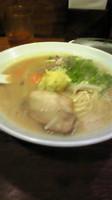 「味噌白丸 (餃子+ライス)」@博多一風堂 COLLECTION.MISO 代々木店の写真