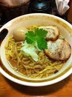 「特製山賊麺(大盛)」@上州山賊麺 大大坊の写真