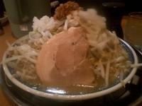 「角ふじ麺 750円(麺量普通)」@常勝軒 本庄店の写真