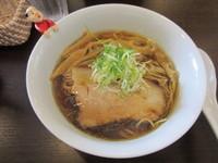 「醤らぁ麺」@TSURUMEN 大阪城北詰店の写真