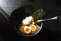 「特製魚介豚骨麺」@麺屋 修の写真