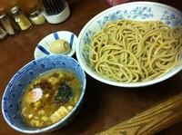 「つけ麺(大盛)+味玉」@次念序の写真