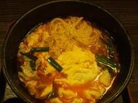 「酸辣湯麺(800円)」@らーめん居酒屋 風火山の写真