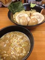 「得つけ麺950」@すーぷ道 連の写真