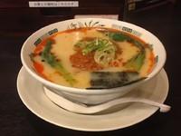 「坦々麺580円」@日高屋 与野駅東口店の写真