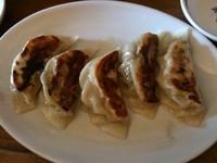 「ギョウザ(¥450)」@中国料理 昌龍飯店の写真