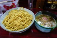 「つけ麺大盛り750円」@つけ麺屋 司郎の写真