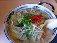 「九州ラーメン¥880」@上州ラーメン 風っ子大将の写真