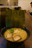 「太ラーメン700円」@麺バカ息子の写真