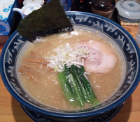 「熟成醤油らーめん¥650」@龍神麺の写真