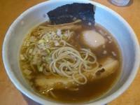 「【本日限定】中華そば ¥650」@麺家 一鶴の写真