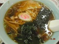 「ラーメン 600円」@美代志食堂の写真