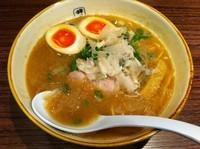 「味玉ラーメン (750円)」@麺や 輝 淡路店の写真