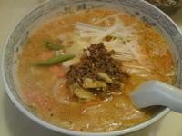 「家菜たんたん麺(みそ)」@中華 東京家の写真