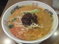 「紅龍坦々麺(辛辛)」@紅龍擔擔麺の写真