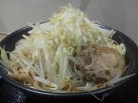 「味噌ラーメン 並(ヤサイニンニク)¥780」@ジャンクガレッジ アリオ倉敷店の写真