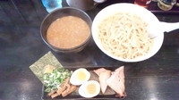 「超濃厚魚介とんこつスペシャル」@らーめん春樹 新大塚店の写真