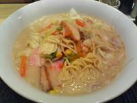 「長崎ちゃんぽん(麺2倍400g)」@長崎ちゃんぽん リンガーハット 上野御徒町店の写真