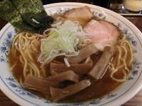 「ラーメン(650円)」@東池袋大勝軒直伝 金太郎 綱島店の写真