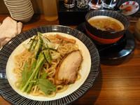 「もずつけ麺(200g)」@麺屋 もずの写真