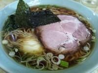 「ラーメン醤油 細麺」@支那そば屋 龍(Ron)の写真