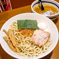 「本格カレーつけ麺(中盛300g) ¥850」@オリオン食堂の写真