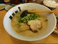 「ラーメン」@九州ラーメン 黒兵衛 千里丘店の写真