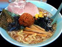 「からし麺(たぶん小辛)¥800」@大雄 永谷店の写真