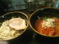 「和風トマトつけ麺」@らーめん 玉彦の写真