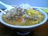 「野菜たっぷり味噌ラーメン」@麺屋まる勝 北国分店の写真