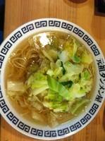 「タンメン(野菜増量)」@元祖 タンメン屋の写真