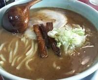 「ラーメン 680円 無料大盛り」@自家製太打麺 せい拉の写真