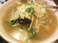 「タンメン 「630円」」@麺や 寿楽の写真