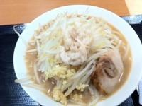 「ラーメン(並)¥720」@ジャンクガレッジ イオン北戸田店の写真