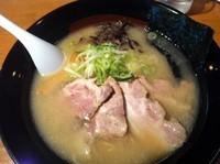 「チャーシュー麺 790円」@ラーメン&らーめん 一代元 矢板店の写真