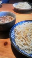 「海老香りつけ麺」@麺や 虎ノ道の写真