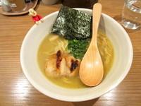 「鶏ポタラーメン特濃」@鶏ポタラーメン THANK 大門店の写真
