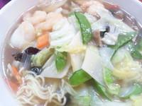「海老そば」@中国料理 一番の写真