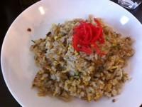 「チャーハン¥580+スープ¥50」@中華料理 LEONの写真