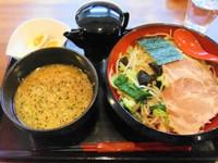「つけ麺 300g 790円+味玉100円」@一酵やの写真