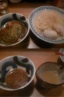 「はーさまつけ麺 800円」@ラーメン ソイ多弐家の写真