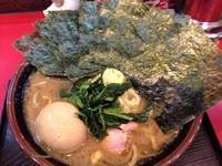 「ラーメン+海苔+味玉」@環2家の写真