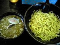 「濃厚魚だし系つけ麺(大)¥750」@ハッスルラーメンホンマ 浅草店の写真