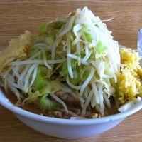 「ラーメン(¥650)+ショウガ(¥50)」@ラーメン二郎 栃木街道店の写真