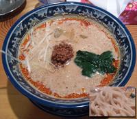 「タンタン麺¥750」@龍神麺の写真