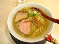 「喜多方らーめん(塩)」@麺や 七彩の写真