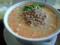 「坦々麺」@花彫酒家の写真